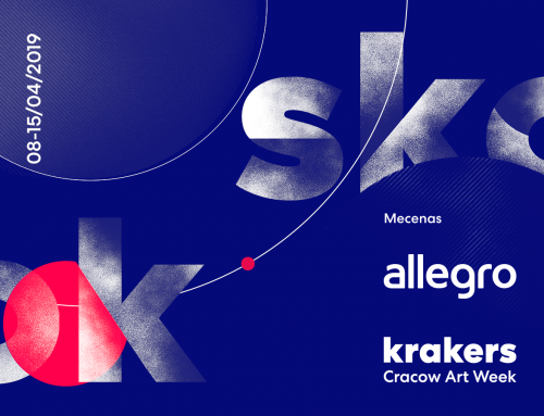 ALLEGRO MECHENASE CRACOW ART WEEK KRAKERS 2019!